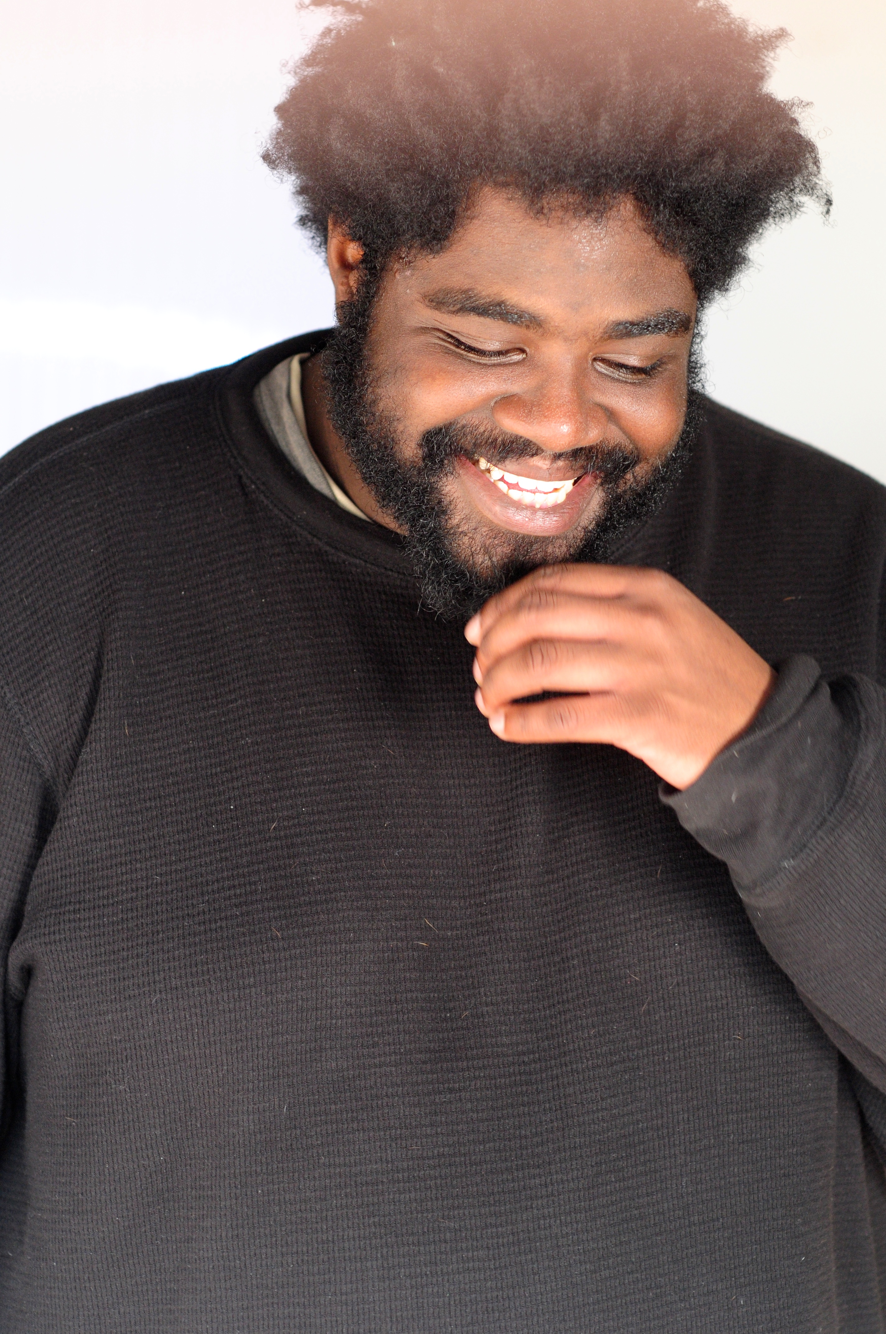 ron funches lose weight